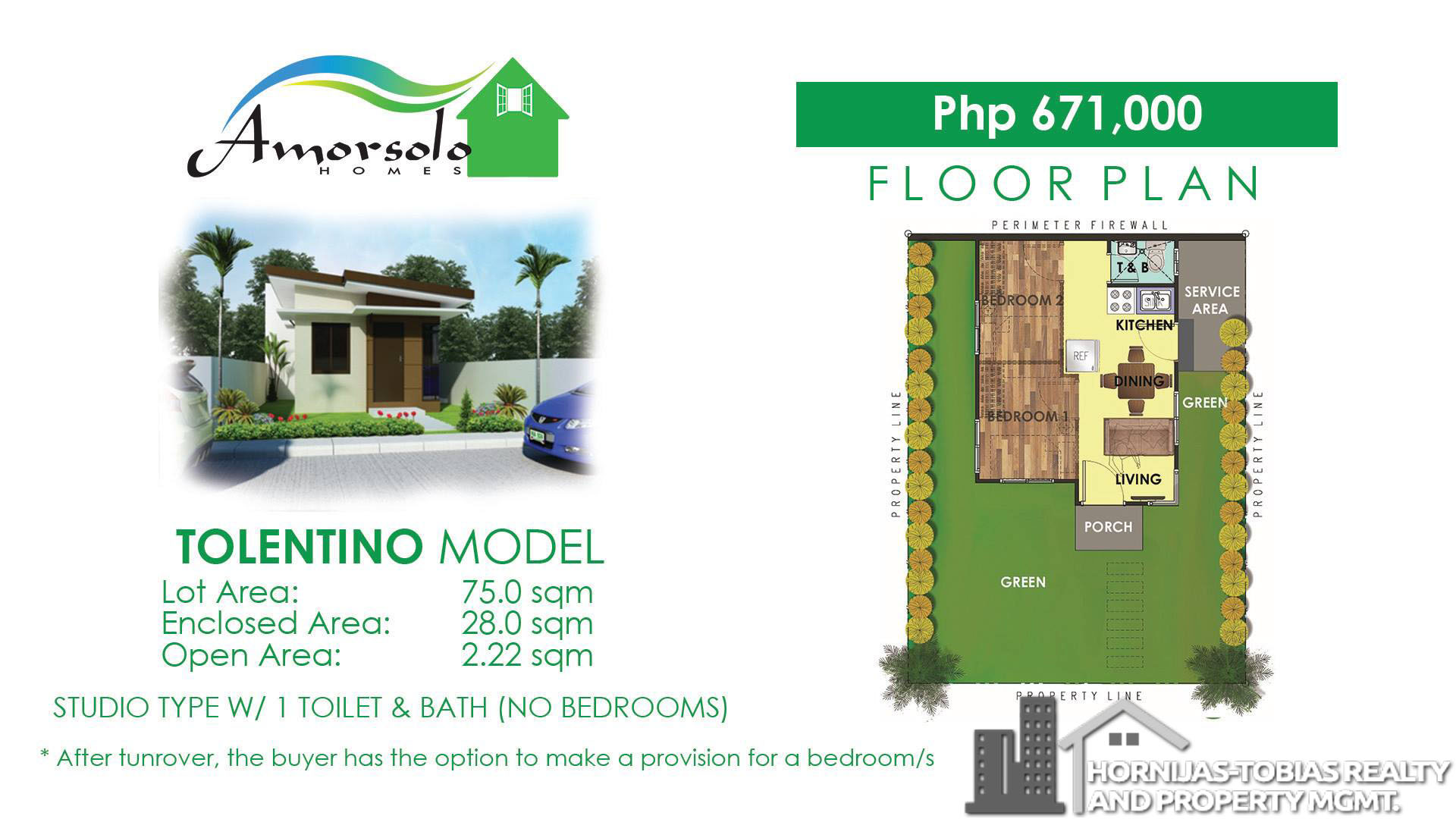 Tolentino House And Lot Package In Amorsolo Homes Davao
