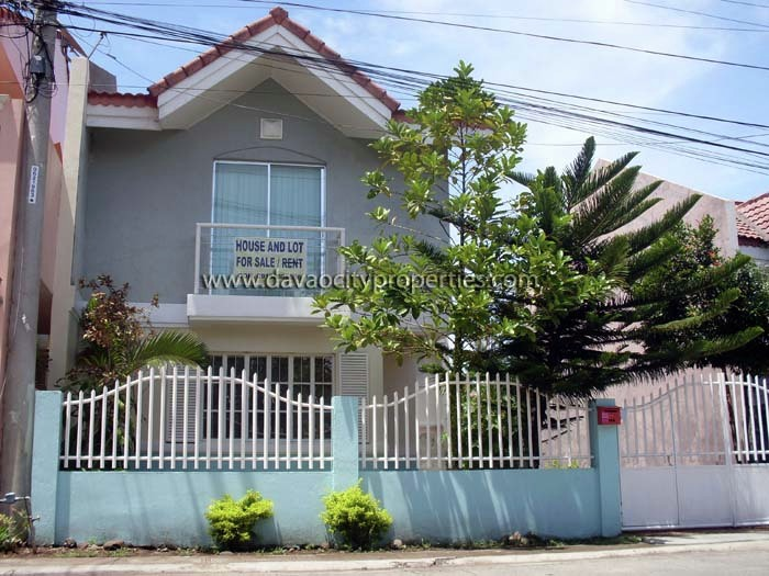 2 storey house for sale in solariega davao davao for 2 storey house for sale