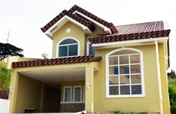 Alcott house - exclusive subdivision in Davao City, Philippines