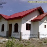 This unit is still under construction. Affordable Davao houses for sale and for construction.