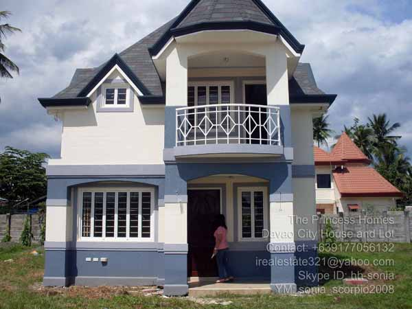 A Subdivision in Toril, Davao City. Has affordable bungalow and 2 storey house models for sale and construction.