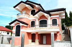 Rembrant house - exclusive subdivision in Davao City, Philippines