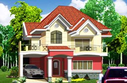 Rubenstein house - exclusive subdivision in Davao City, Philippines