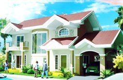 Sisley house - exclusive subdivision in Davao City, Philippines