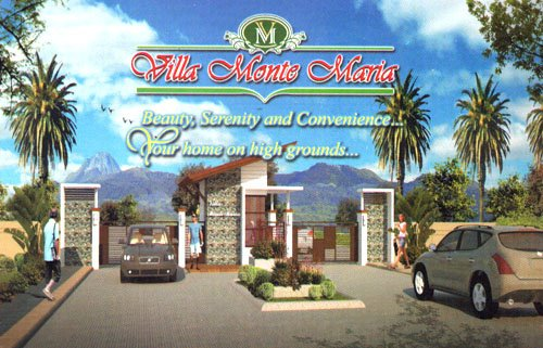 Villa Monte Maria is a new low cost housing in Davao City. This subdivision in Davao is located in Catalunan Grande. Affordable houses in Davao.