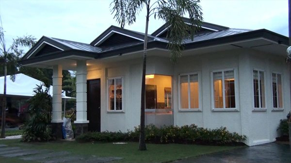 This is an actual photo of House model Yumi at Bambu Estate. This Davao house has 3 bedrooms and 2 toilets and baths. Can be thru Pag-ibig housing.