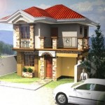 Chula Vista Davao's Brisa Monte house and lot package. A 2 storey house for sale in Davao has 4 bedrooms and 2 toilets and baths. Pag-ibig housing, in-house financing, and bank.