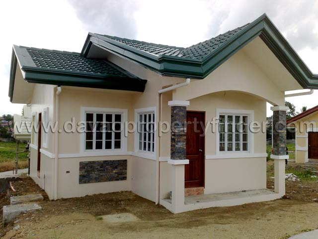 Simple bungalow house design Sample bungalow house plans