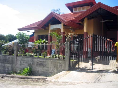 Semi Furnished House For Sale At Maligaya Village Davao City Davao Property Finder
