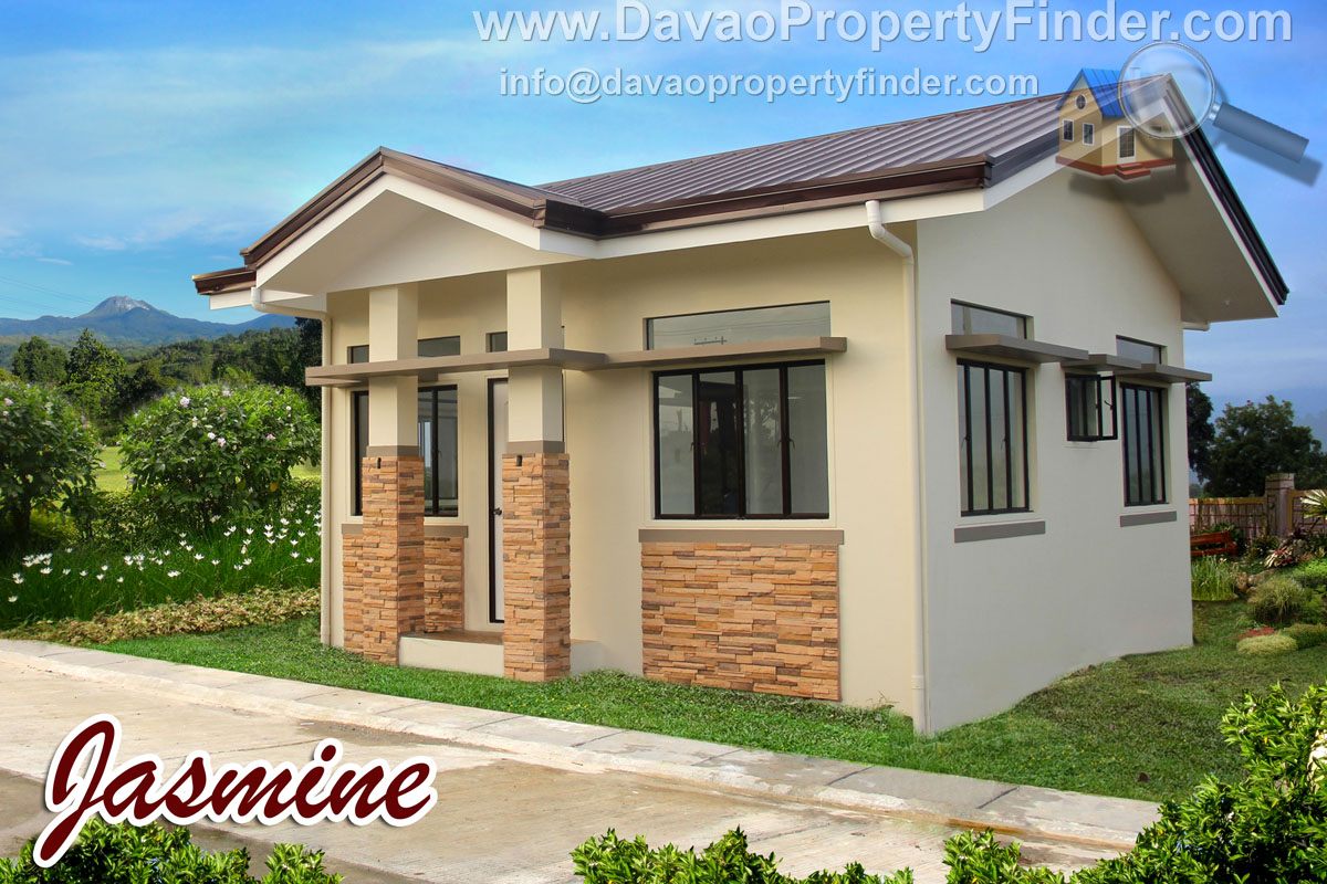 Jasmine house at villa monte maria davao property finder for Jasmine house