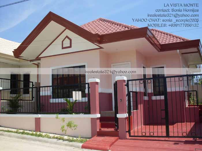 La Vista Monte, a subdivision in Matina Diversion Road with beautiful houses for sale and for construction