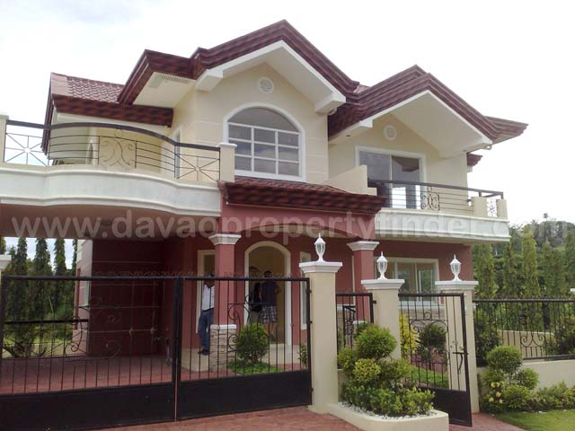 Monteritz Classi Estate Davao City - High End subdivision in Davao