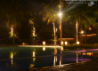 night pool view villa de mercedes
