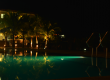 night pool villa de mercedes