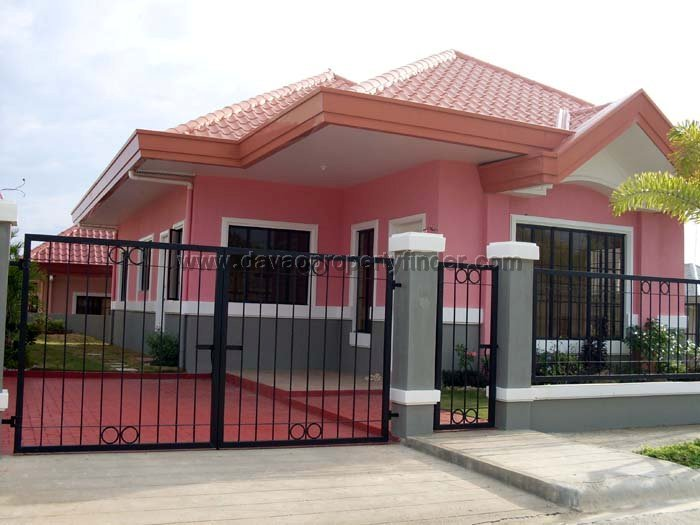 Priscilla estate davao property finder for Subdivision house plans
