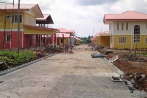 Affordable Davao housing. Davao house and lot for sale at Santi