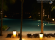 swimming pool at night villa de mercedes