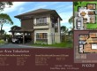 House Nicole is a beautiful 2 storey house lot package at Twin Palms Davao. Has 4 bedrooms and 3 toilets and baths. Pag-ibig in-house bank financing.