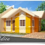 This is house model Adita at Villa Alevida, low cost subdivision in Indangan, Cabantian, Davao City