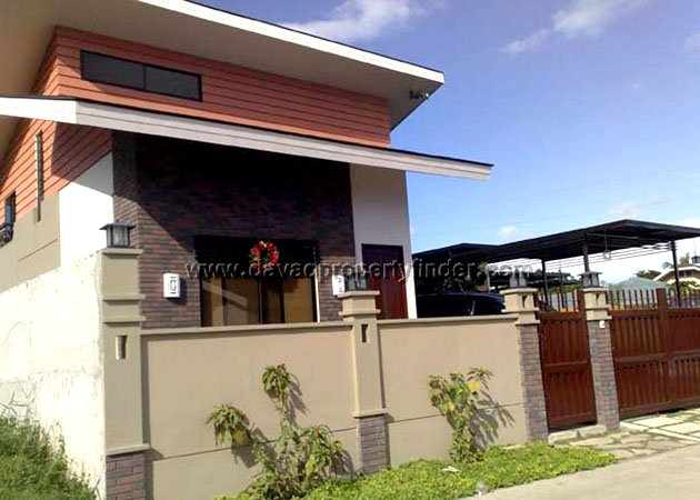 Villa Azalea is a beautiful middle class Davao subdivision, located near downrown Davao