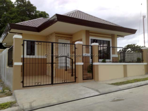 Beautiful ready for occupancy Davao house for sale at Priscilla Estate