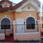 This brand new bungalow Davao house has 3 bedrooms and 2 toilets and baths.