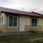 Model house at Deca Homes Esperanza Davao