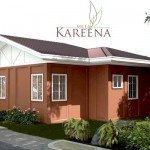 Villa Kareena is a low cost housing in Davao - another Davao housing by Kisan Lu Lands
