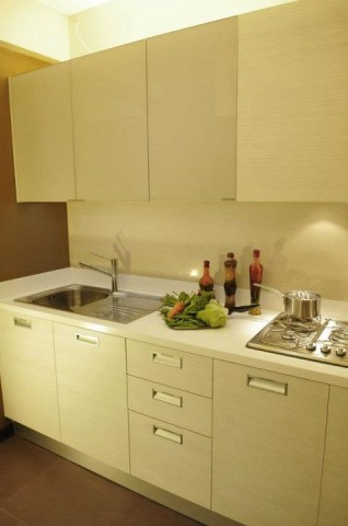 1 Bedroom Executive Kitchen Area at Aeon Towers Davao