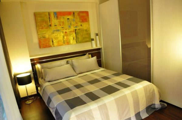 2 Bedroom Executive Guest Room at Aeon Towers