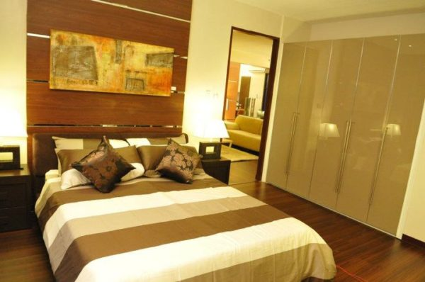 2 Bedroom Executive Master Bedroom at Aeon Towers Davao City