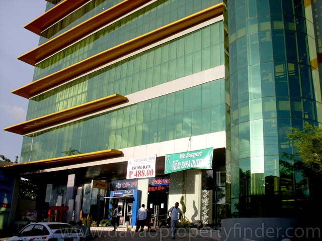 FTC Tower, a 9 storey building that is a project of the ftc group of companies