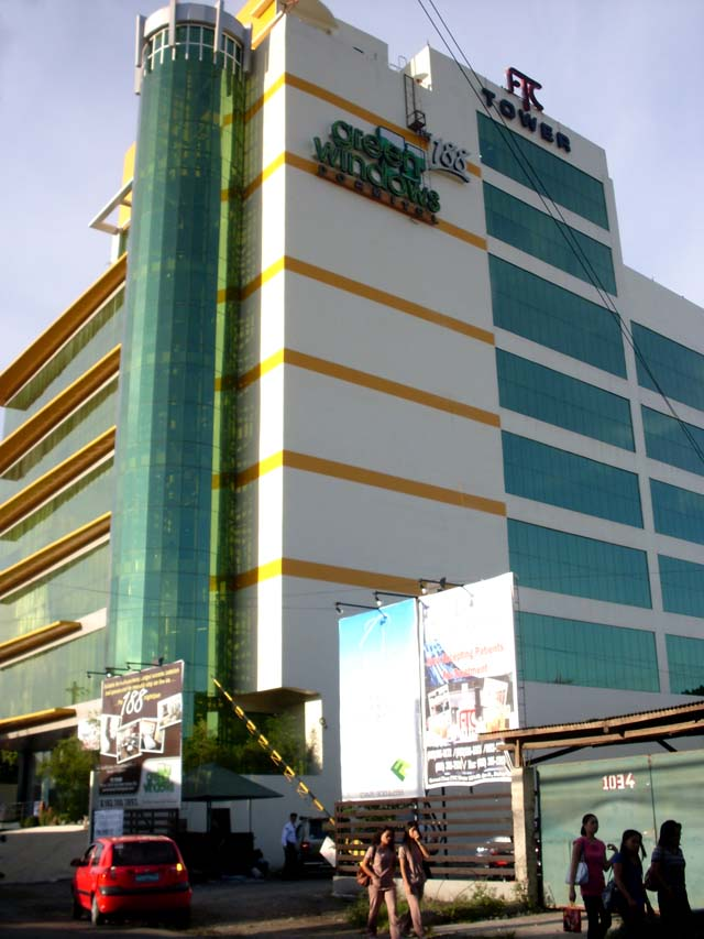 The FTC Tower is a nine-storey building in Davao City, Philippines