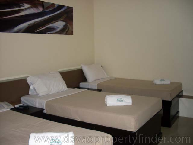 Rooms at the Dormitel - very affordable rates!
