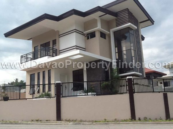 2-storey house and lot at La Vista Monte Subdivision as of March 2012