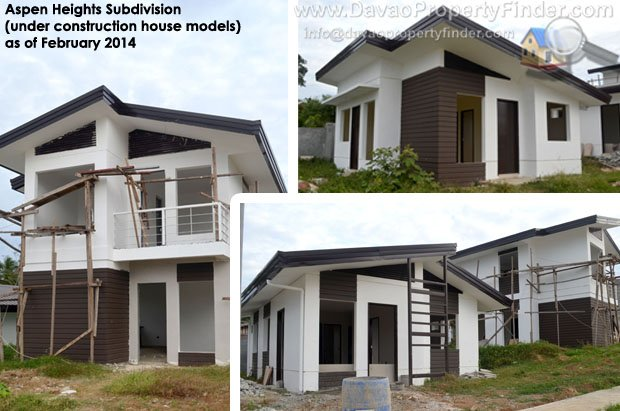Aspen Heights Subdivision, a middle class housing project in Communal, Buhangin District, Davao City