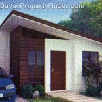 Gabriela bungalow house model at Aspen Heights Davao, Buhangin Subdivision
