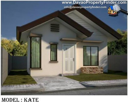 Kate house at Prestige Subdivision Cabantian