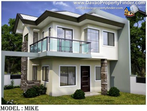 mike house at the sincere subdivision davao