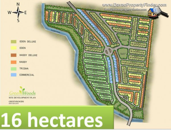 Greenwoods-Davao-Subdivision-Map