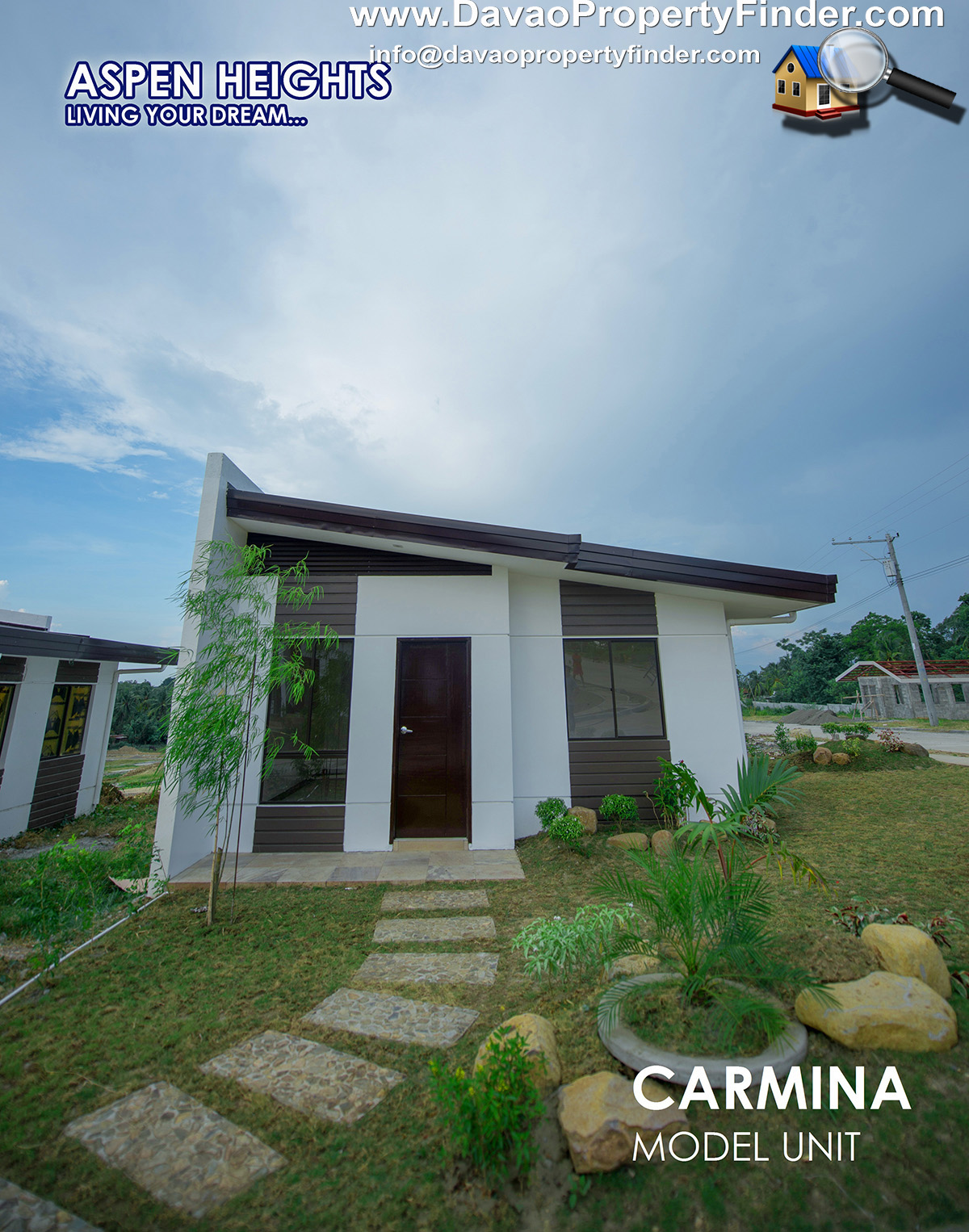 Camella Homes Floor Plan Philippines Carmina House And Lot Package Aspen Heights Davao