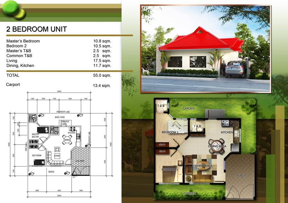 Madison house and lot package in oakridge residential for Madison house plan