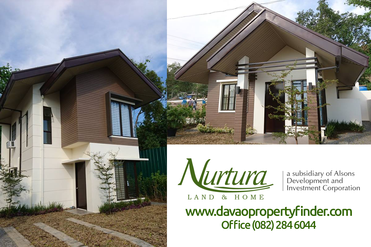 Narra Park Residences is Nurtura Land and Homes' mid-cost housing in Tigatto, Buhangin, Davao City