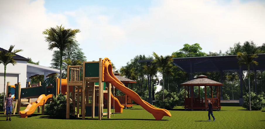 Playground - features and amenities in Granville Crest, Catalunan Pequeño, Davao City