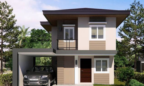 Marie - Cluster 3 in Uraya Residences, Catalunan Grande Davao City; Uraya Land Project