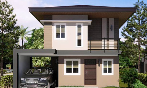 Theresa - Cluster 3 in Uraya Residences, Catalunan Grande Davao City; Uraya Land Project