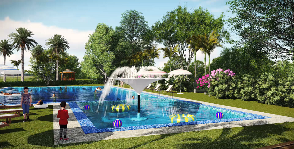 Swimming Pool - features and amenities in Granville Crest, Catalunan Pequeño, Davao City