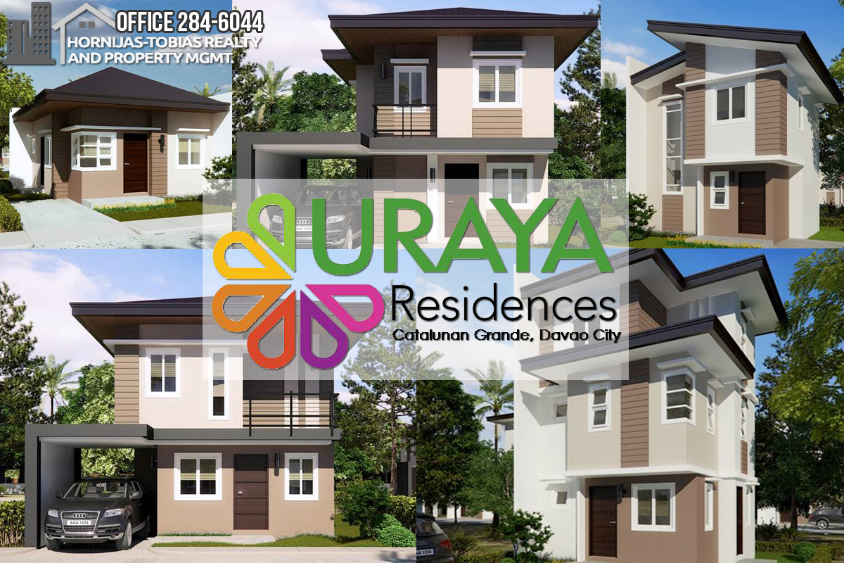Uraya Residences is a mixed-use development / housing project in Catalunan Grande, Davao City