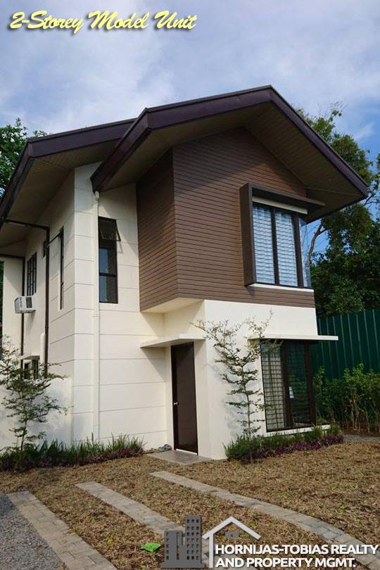 2-Storey Standard In Narra Park Residences