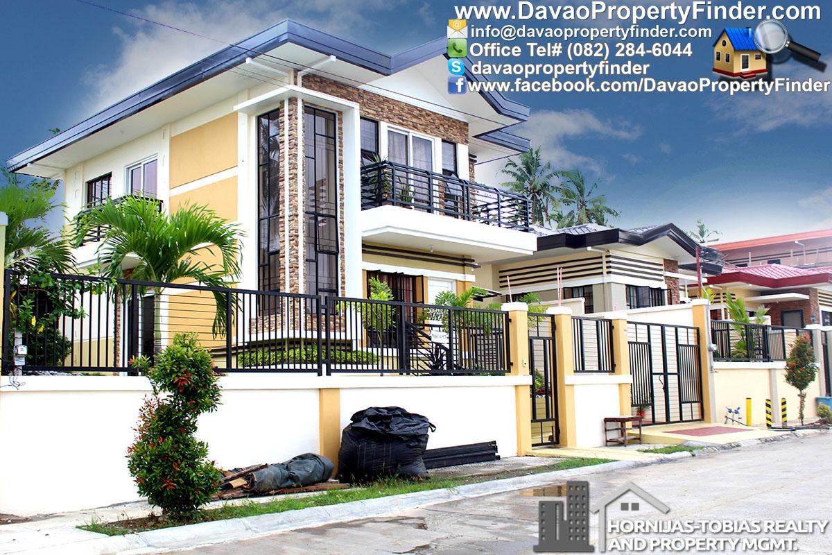 Twin Home Floor Plans Ilumina Estates Davao Property Finder